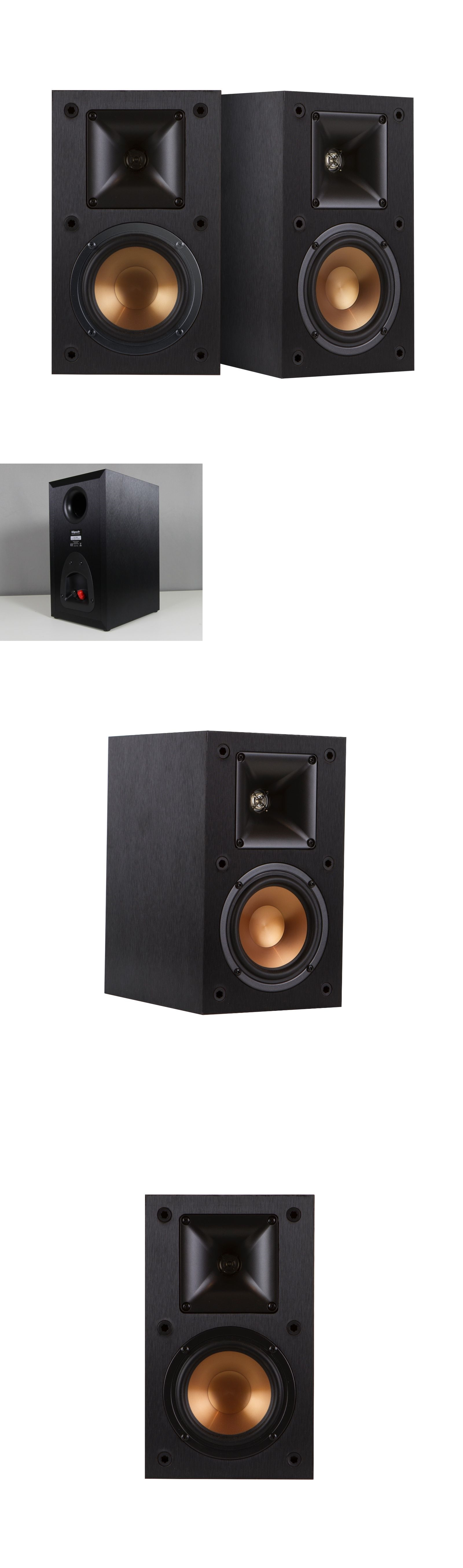 Home Speakers And Subwoofers Klipsch R 15M Bookshelf Pair BUY IT