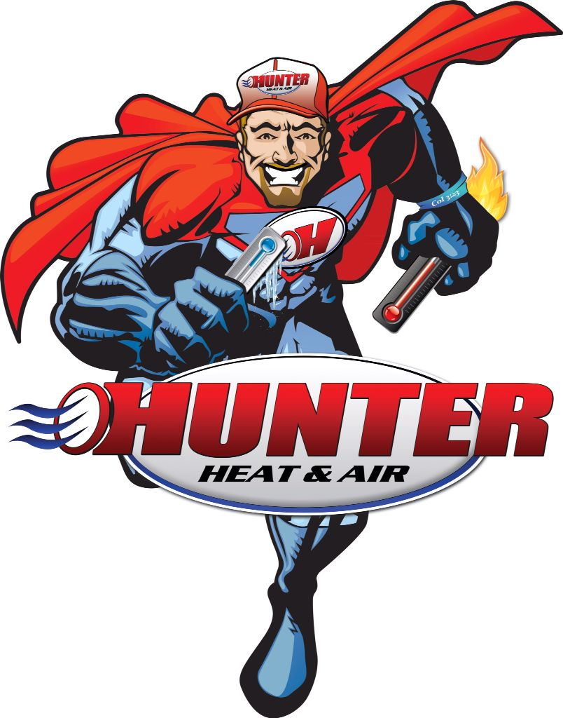 Hunter Provides fast, guaranteed, and professional air