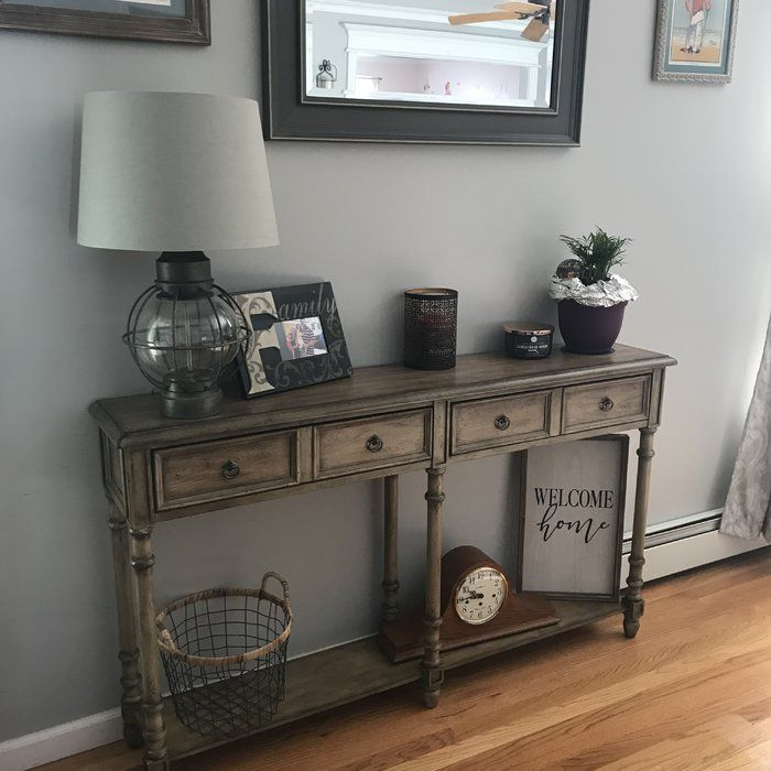 size 40 55b12 d9b78 Preusser Console Table | foyer in 2019 | Console table ...