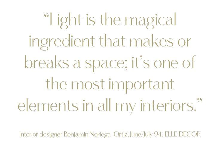 Lighting Quotes Interior Design Quotes Interior Design Facts
