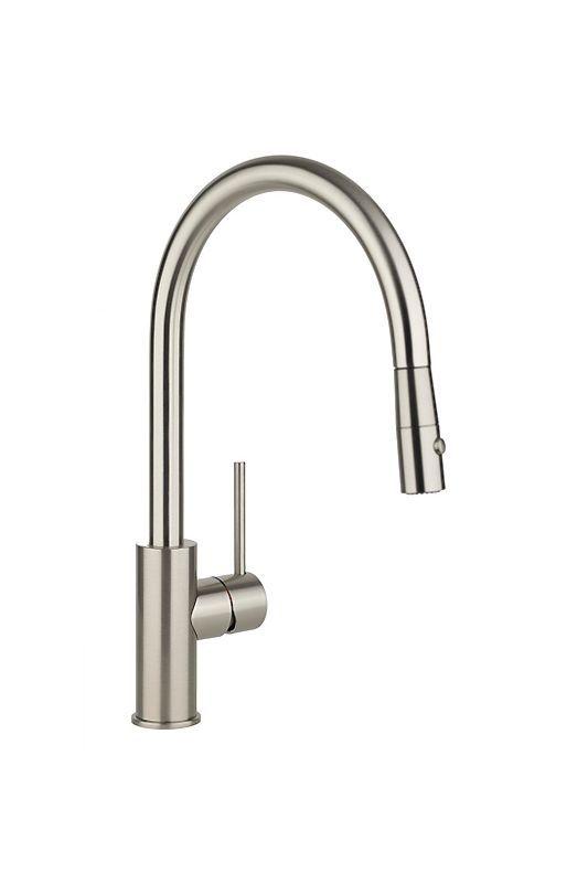 "Elkay Lklfha2031 Harmony 1538"" Single Handle Kitchen Faucet With Fair Single Handle Kitchen Faucet Inspiration"