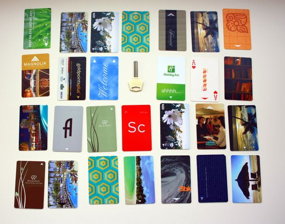 How To Display Hotel Keys Petit Elefant Hotel Key Cards Hotel Card Card Craft