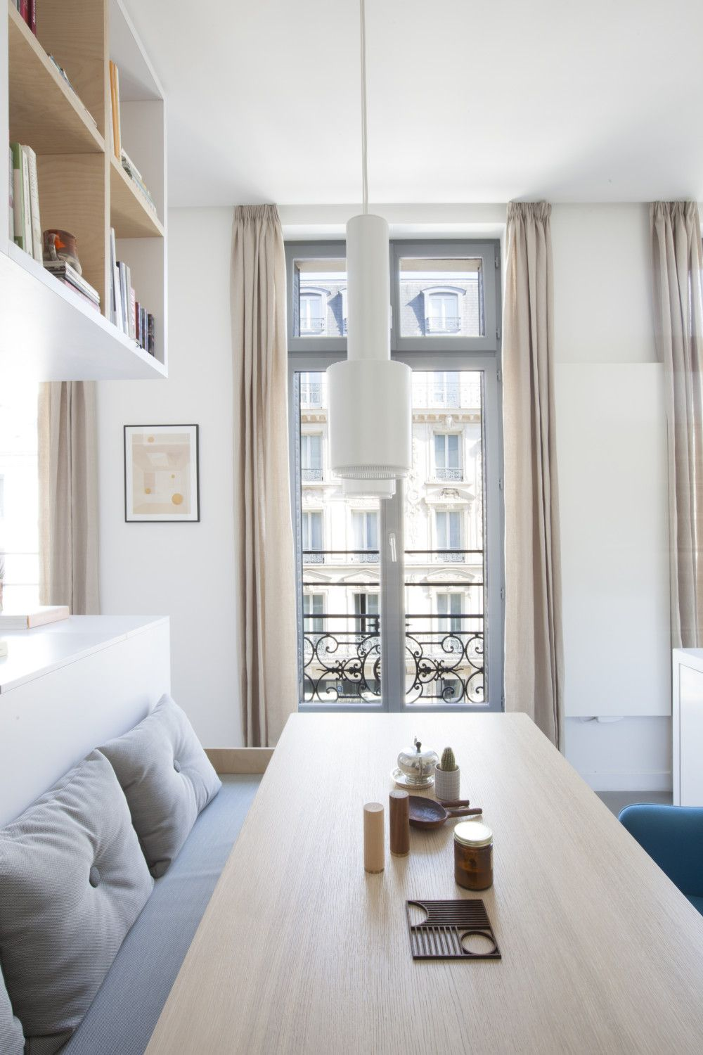 Salle Ou On Casse Tout on casse tout, et on recommence dans 47 m² ! | for the home