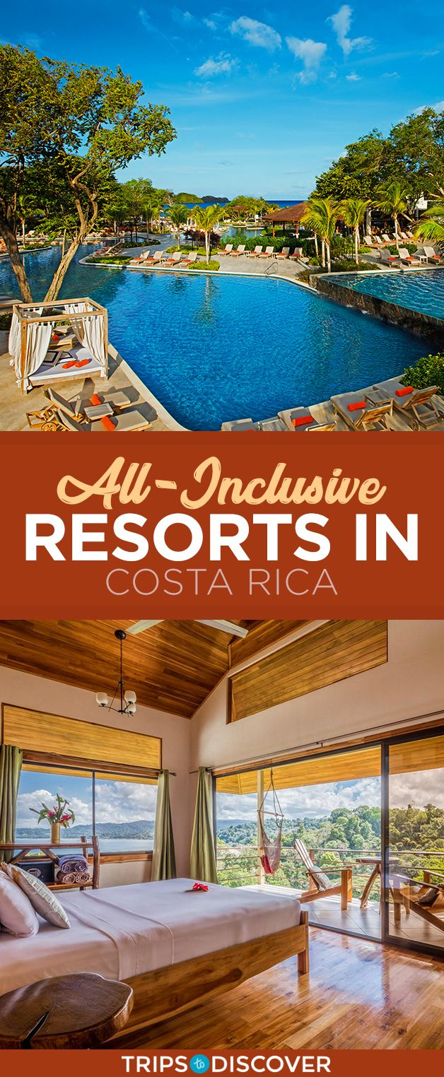 Top 10 All-Inclusive Resorts In Costa Rica