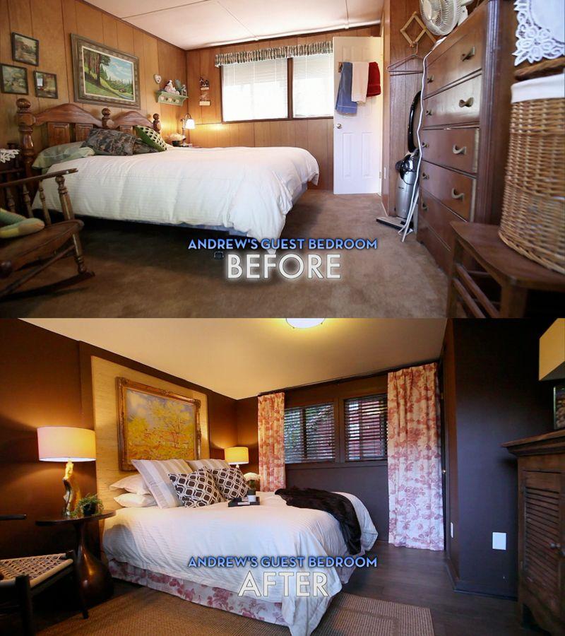 #Dreambuilders Designer Andrew's Re-designed #bedroom