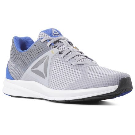Reebok Shoes Men's Endless Road in Cold Gry2r 5r 7rCrshd