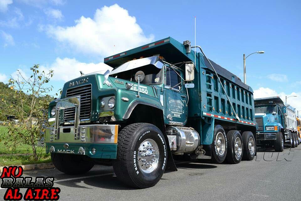 Old Semi Trucks | Autos Weblog