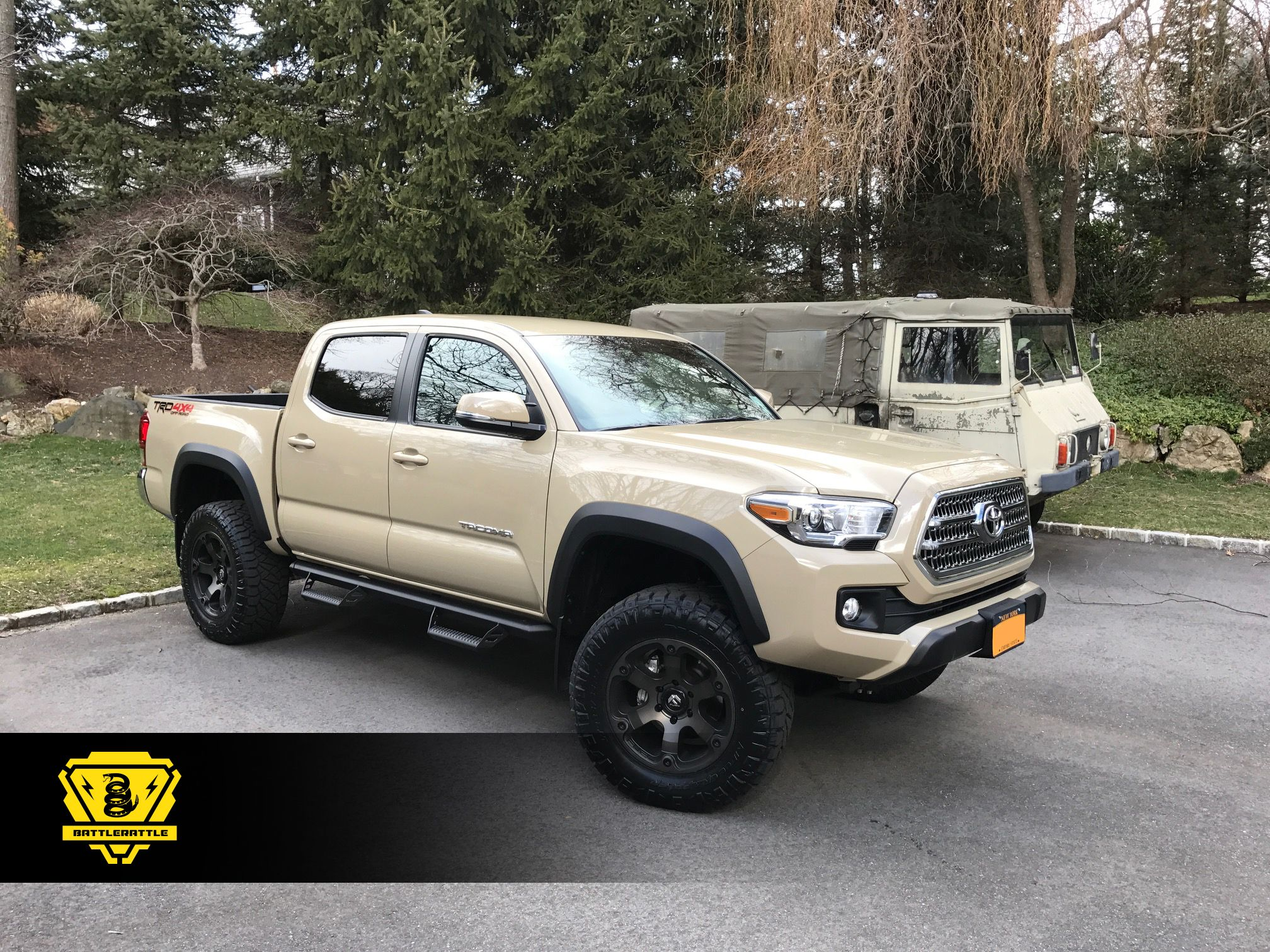 My New Ride 2017 Off Road Lt285 65r18 Nitto Ridge Grappler Wrapped 20122014 Toyota Tacoma Trailer Wiring Harness Around 18 Fuel Beast Rims More To Come