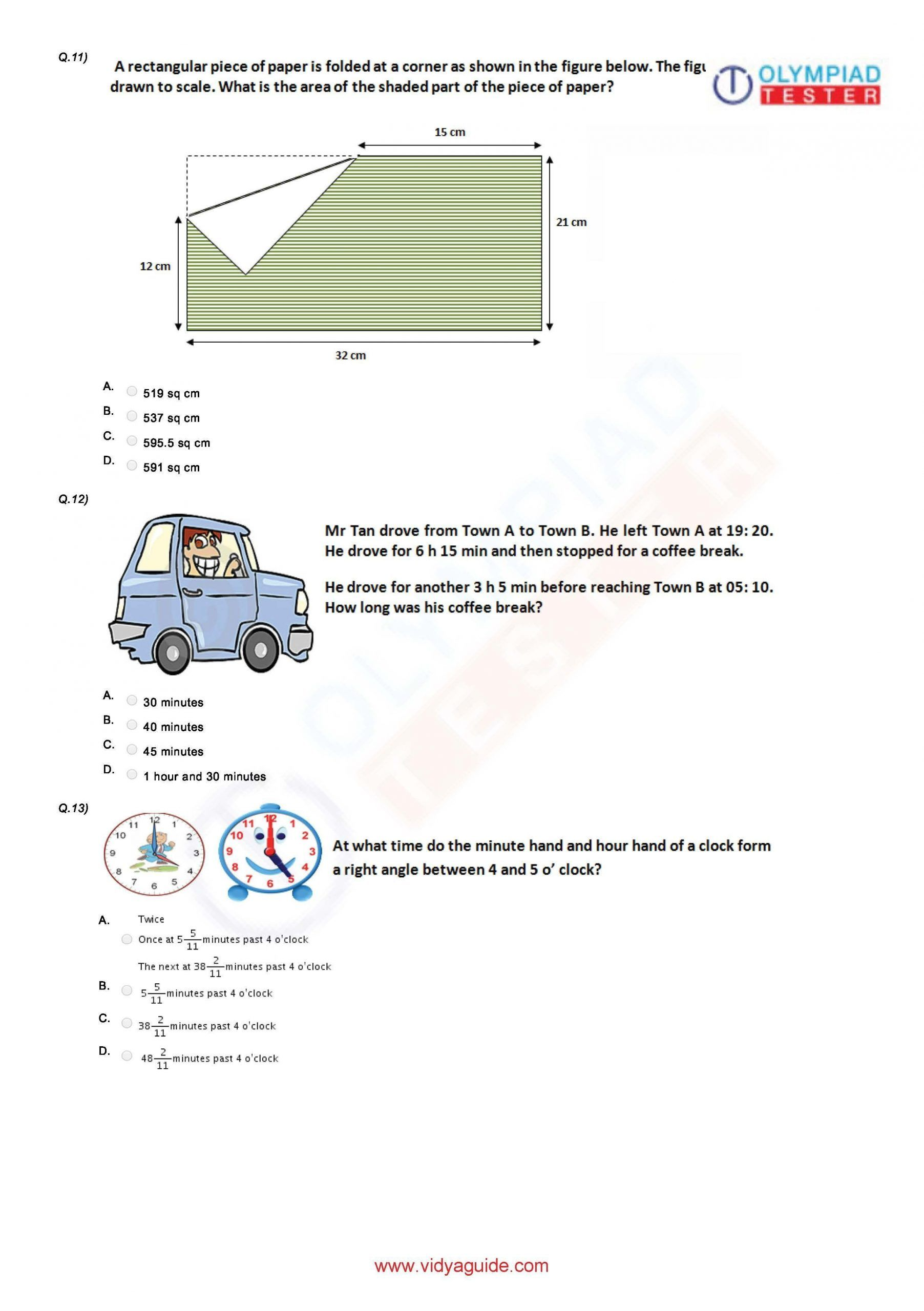 5th Grade Math Olympiad Worksheet Download Free Grade 5 Maths Printable Worksheets Or Take Math Olympiad 5th Grade Math Math