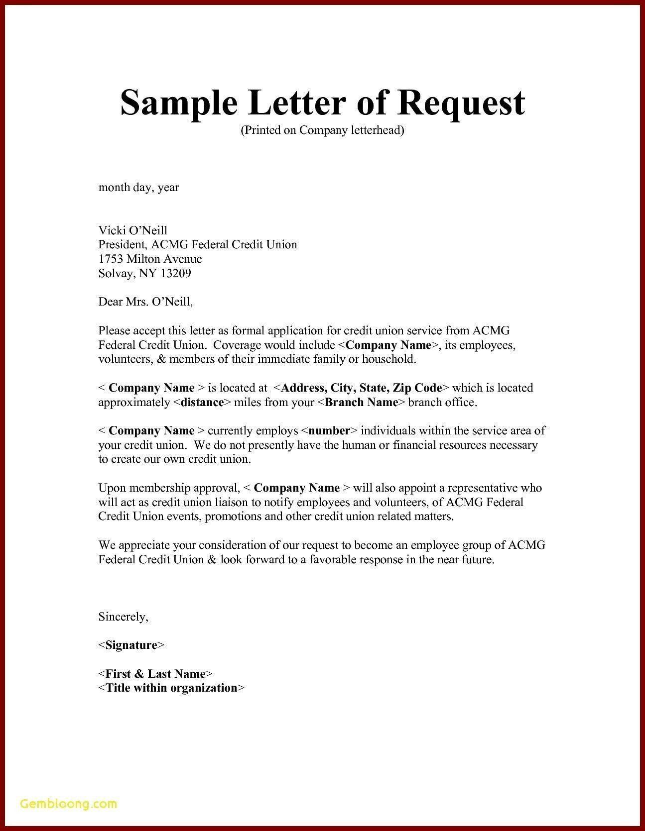 Sample Letter Requesting For Maternity Sample Letter