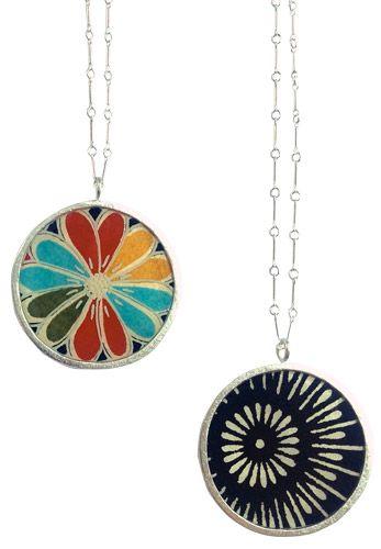 Japanese paper pendant by susan fleming japanese pendants and tombow japanese paper pendant by susan fleming aloadofball Images