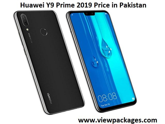 Huawei Y9 Prime 2019 Mobile price, Smartphone, New mobile