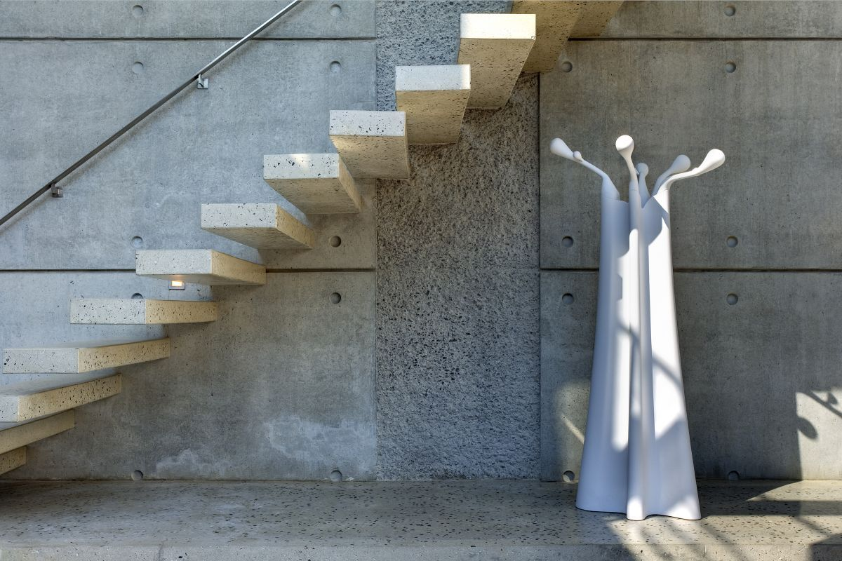 Exterior Concrete Stair Design Ideas #stairs Pinned By Www.modlar.com Exterior  Stairs