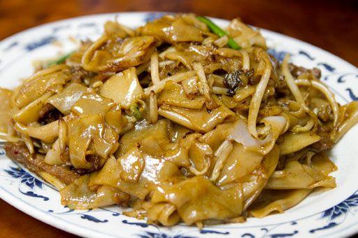 Asian noodle restaurants