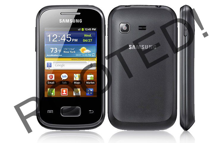 How to Root and Install CWM Recovery on Galaxy Pocket GT-S5300
