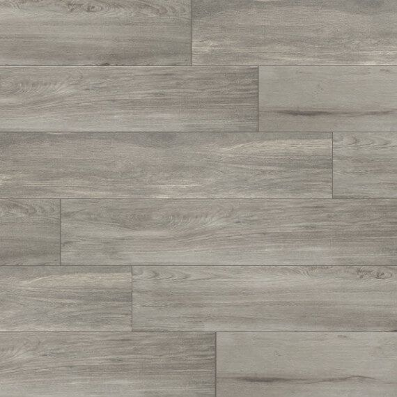 Cleveland Taupe 9 X 48 Porcelain Wood Look Tile Flooring Pinterest And
