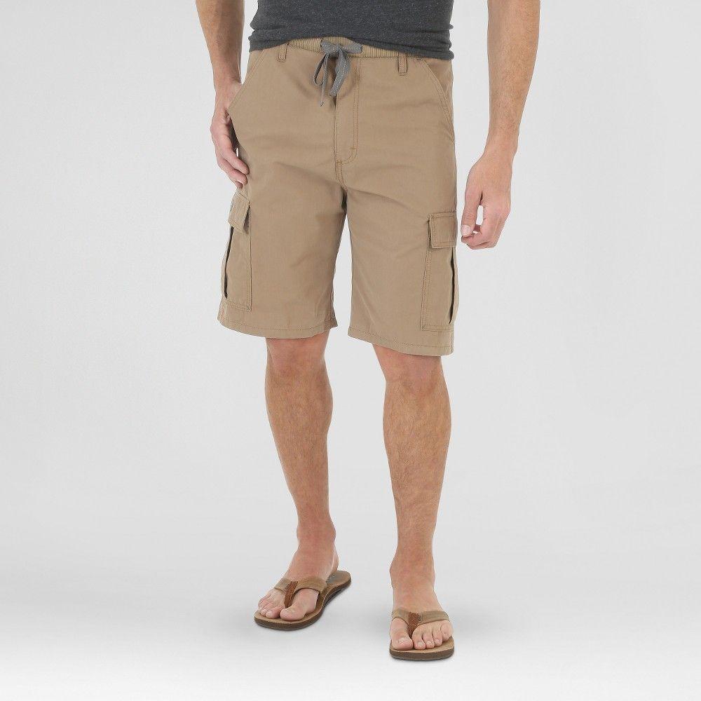 4e26337f75 Wrangler Men's Elastic Waist Performance Cargo Shorts | Products ...