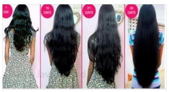 Faire pousser les cheveux de 15 cm