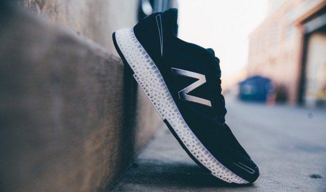 official photos 6dd68 1aec2 New Balance es la primera que va a vender una zapatilla deportiva con  elementos impresos e
