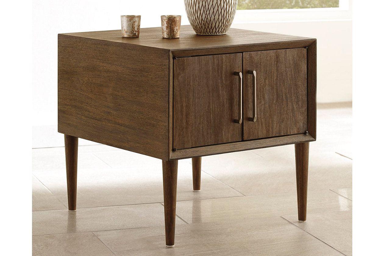 Kisper End Table Ashley Furniture Homestore Furniture End