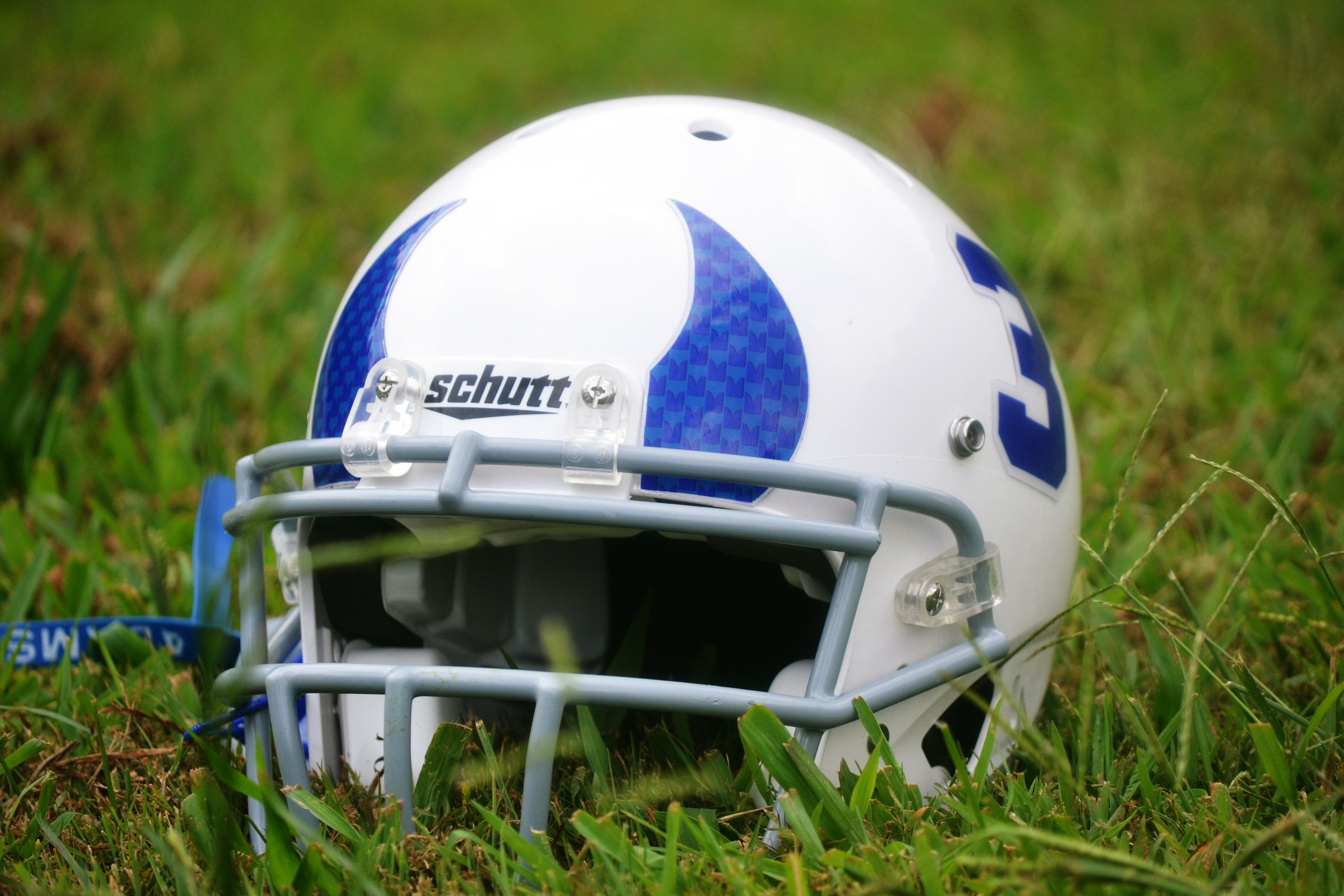 Harriman Blue Devils Football Helmet Football Helmets Blue Devils Football Football Helmet Design