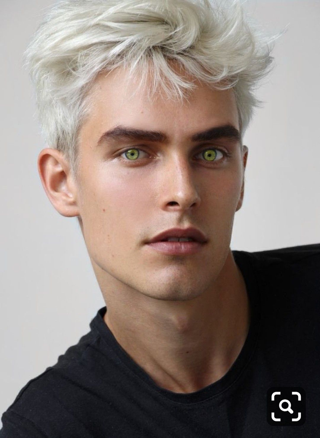 Pin By 3 On Anime In 2020 Men Blonde Hair White Hair Men Platinum Blonde Hair Men