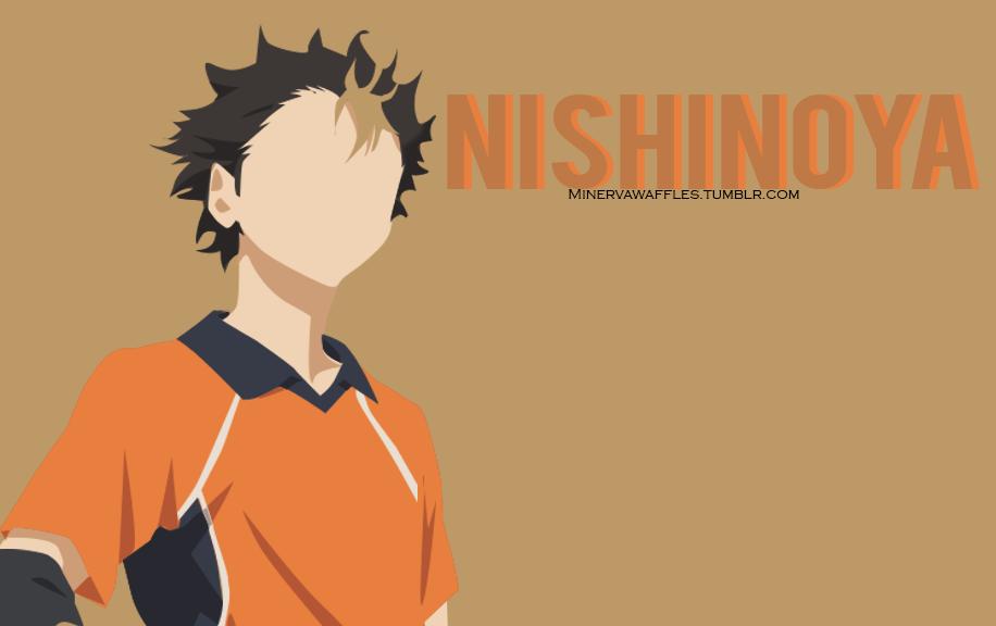 Nishinoya Yuu - Haikyuu by DeiSanchez on DeviantArt