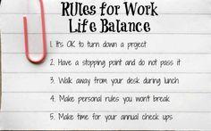 tips for entrepreneurs life work balance - Google Search