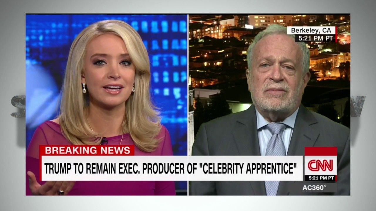 Robert Reich Owns Kayleigh Mcenany In A Heated Debate Over Trump S Horrible Cabinet Picks Youtube Kayleigh Mcenany Robert Reich Celebrity Apprentice