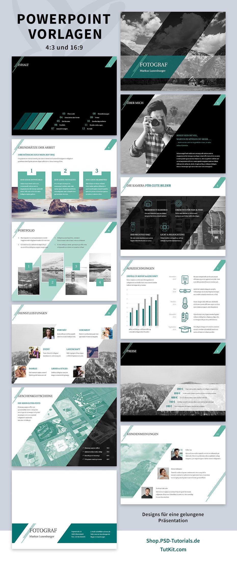 Prasentationsvorlagen Fur Powerpoint Layouts Fur Uberzeugende Folien Volume 2 Powerpoint Vorlagen Vorlagen Und Powerpoint Layout