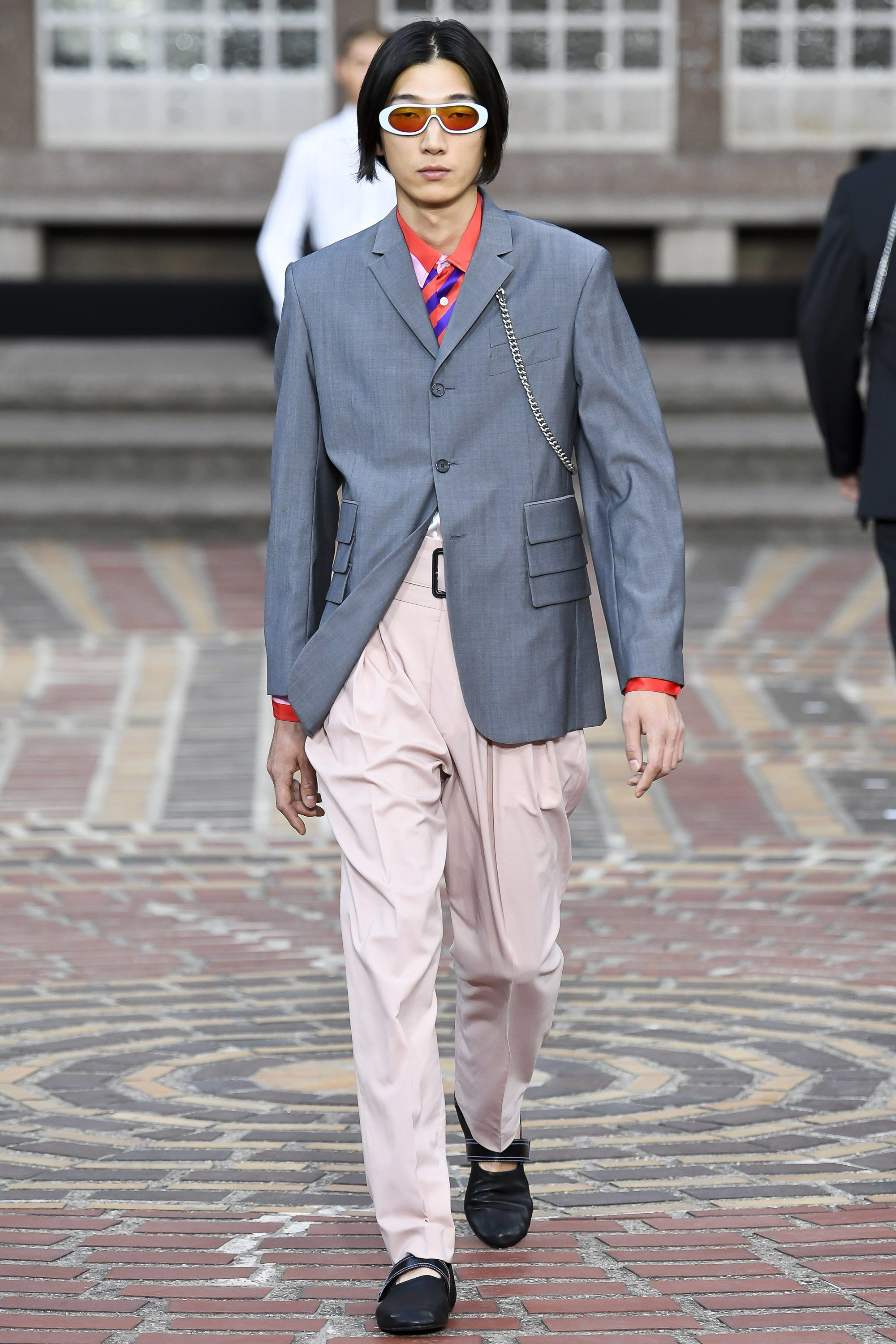 32f02c9a3 Kenzo Spring 2018 Menswear Fashion Show | SPRING_TIME FOR MIKEY NICE ...