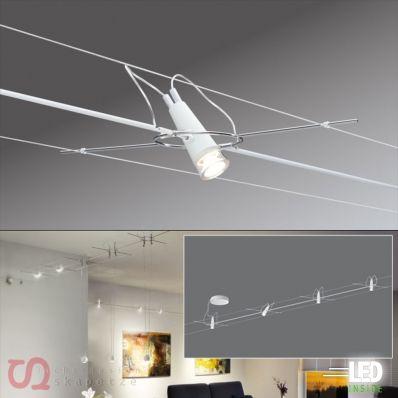 Licht Skapetze paulmann airled system set drum 4x3 watt weiß 230v bei skapetze com