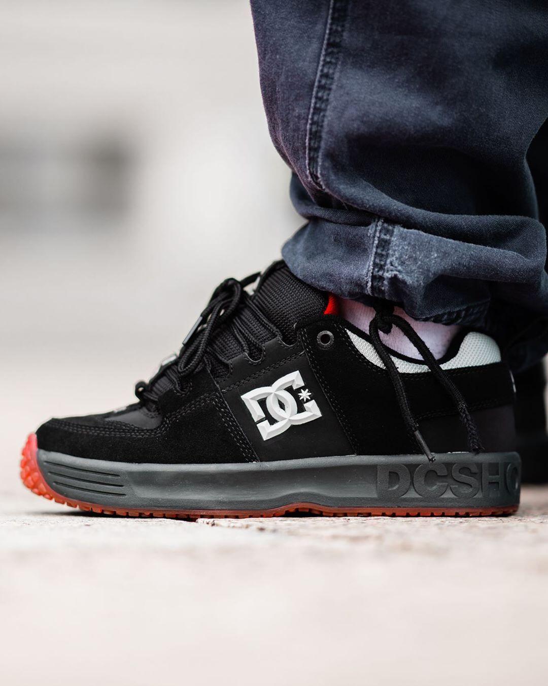 DC Lynx OG Shoes (black dark grey