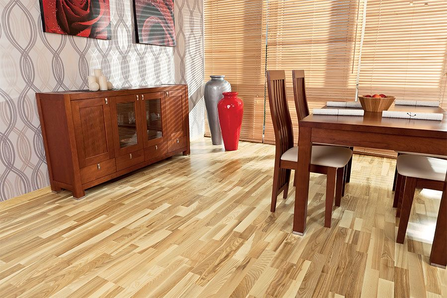 Barlinek Life Engineered Ash Flooring Saimaa Molti
