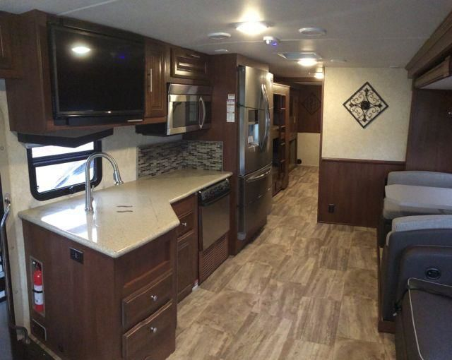 2016 Forest River Georgetown 364ts Sold Replacement In April
