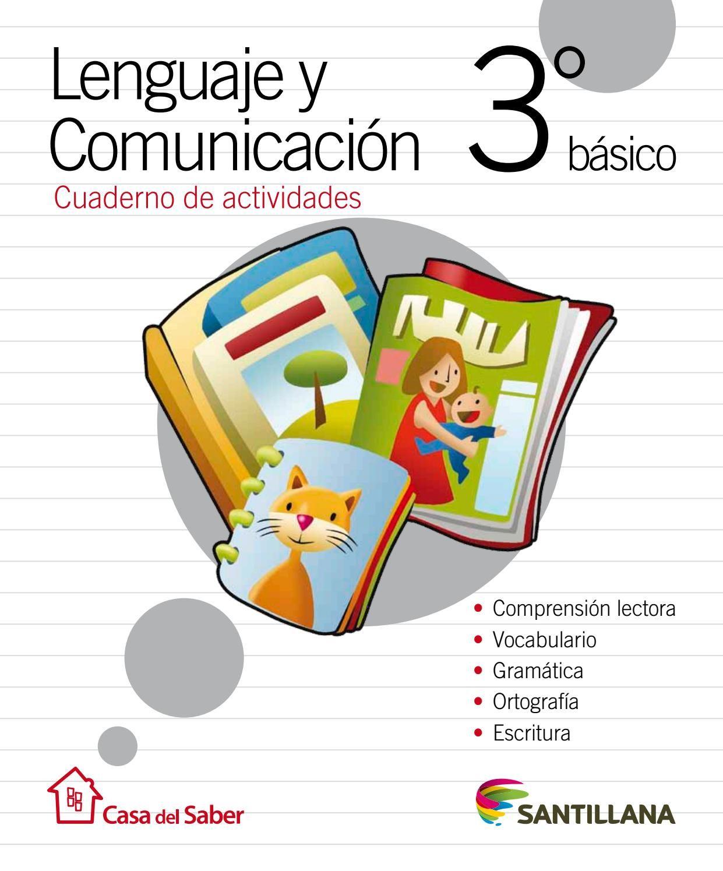 3 Lenguaje Comunicacion Cuaderno De Actividades