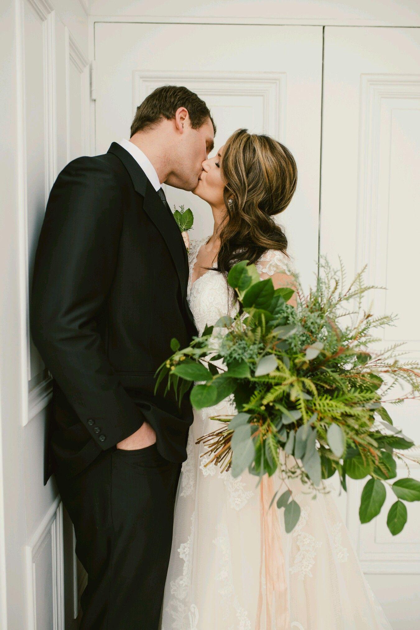 Modest wedding dress winter bridals winter wedding hair