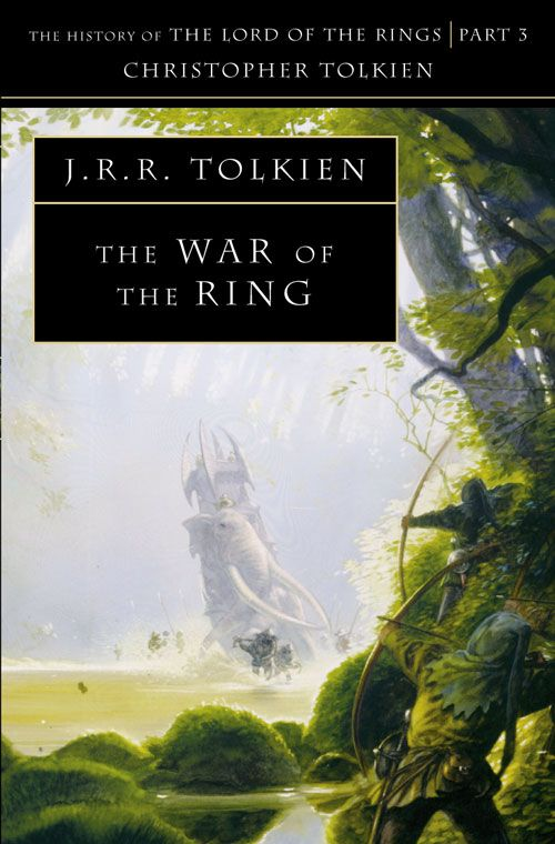 The History Of Middle-Earth (Volume 8) - The War Of The Ring - J.R.R. Tolkien I haven't read this yet, but I know it's a book worth reading, and I'll read it some day.