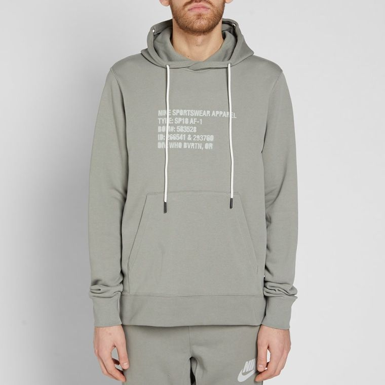 85f680f8 Nike Air Force 1 Pullover Hoody | Clothing | Nike air force, Air ...