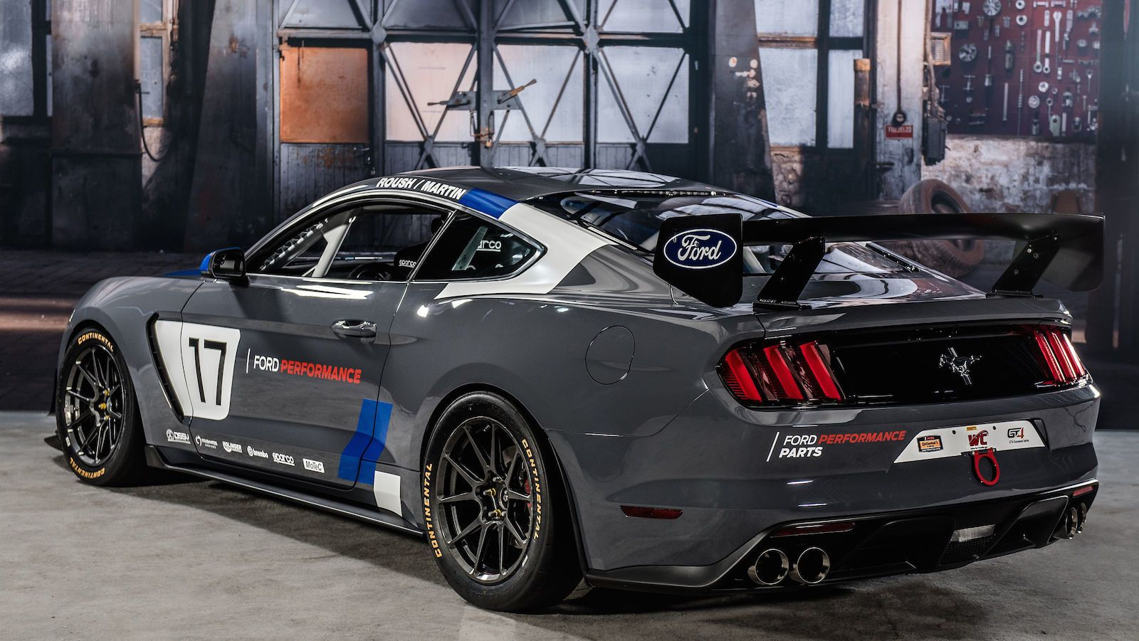The Ford Mustang GT4 Is a Shelby GT350-Based Ready-Made Race Car ...