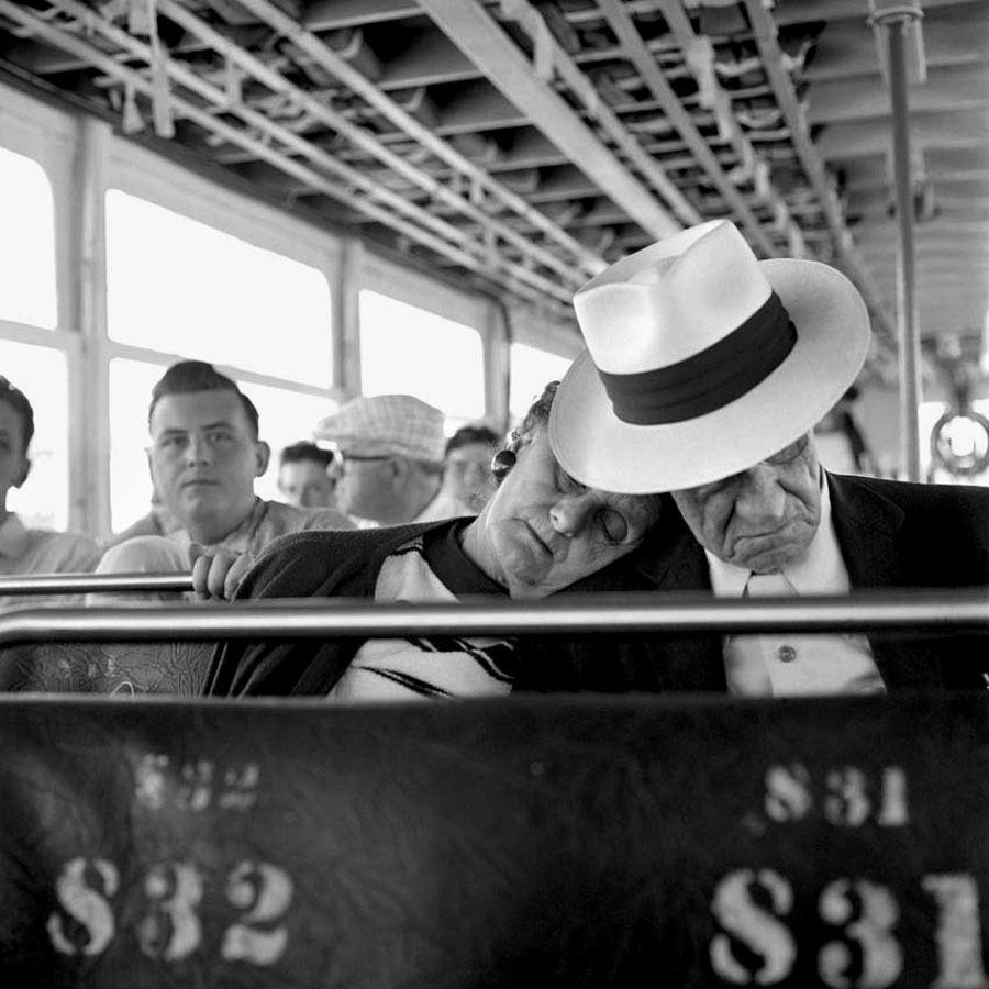 Vivian Maier: April 7, 1960, Florida (Maloof Collection)