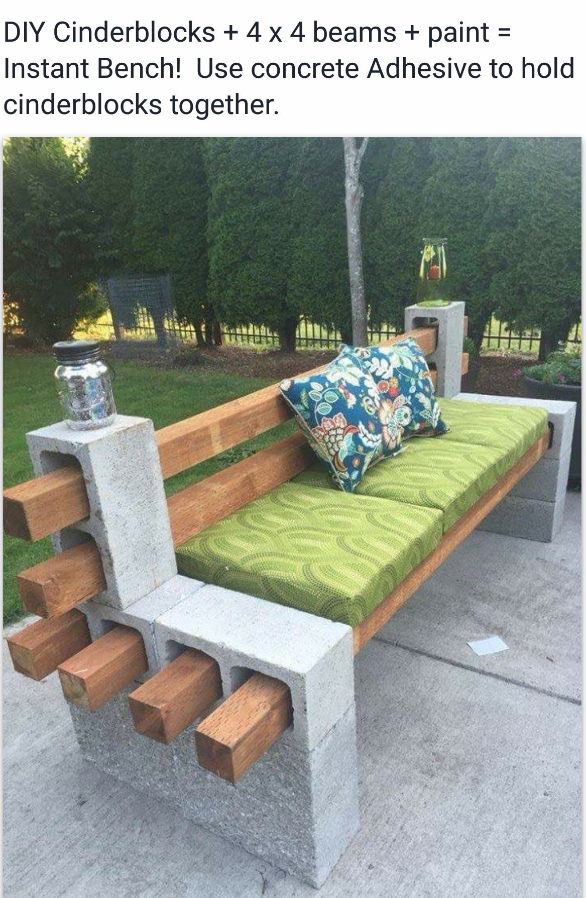 Pin By Donette Horn On Front Porch Diy Patio Diy Patio
