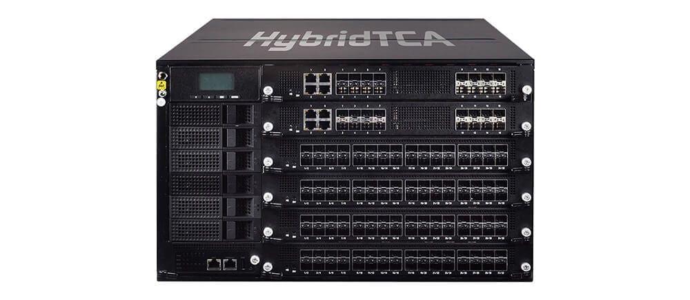 Htca 6600 High Availability Chassis 6u Telecom Network Appliance W 6 X86 Cpu Blades 6 I O Blades Networking Isp Appliances