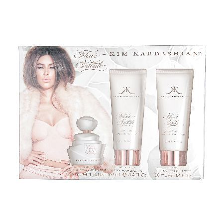 Kim Kardashian Fleur Fatale Eau de Parfum Gift Fleur Fatale is a new fragrance by Kim Kardashian, released in September 2014. The fragrance is announced as captivating, feminine and sensual composition of floral, woody and musk notes. This seducti http://www.MightGet.com/may-2017-1/kim-kardashian-fleur-fatale-eau-de-parfum-gift.asp