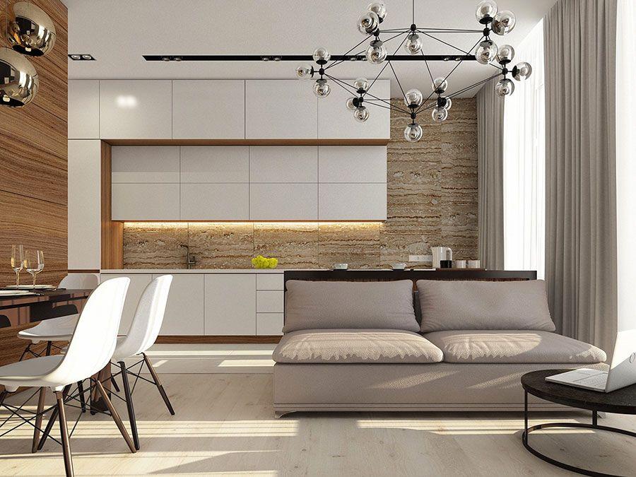 Come Arredare una Casa di 80 Mq ecco 6 Progetti Moderni e