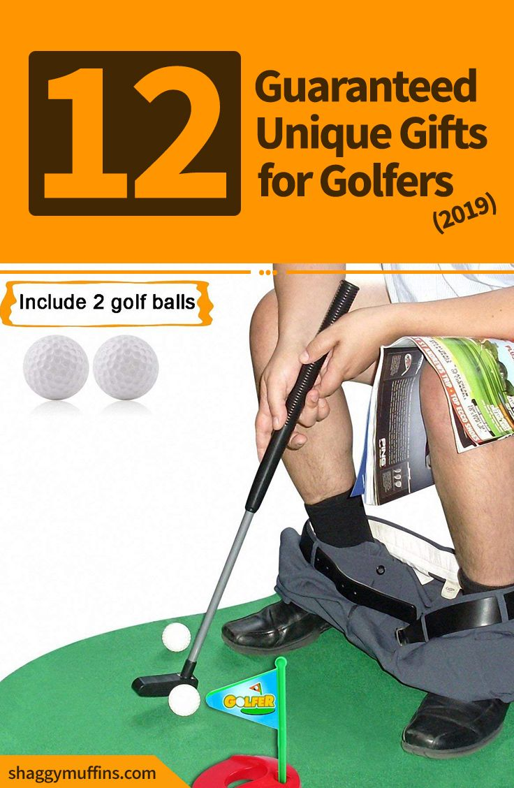 12 guaranteed unique gifts for golfers 2019 gifts for