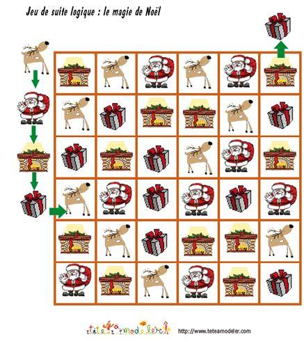 suite logique tous nos jeux imprimer homeschool suites logiques pinterest la magie. Black Bedroom Furniture Sets. Home Design Ideas