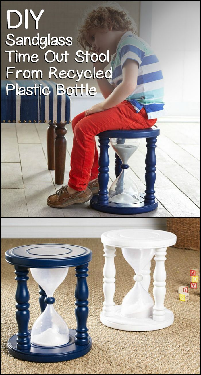 Build a time out stool for your kids using recycled PET bottles. & Build a time out stool for your kids using recycled PET bottles ... islam-shia.org