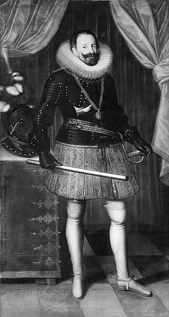 Portrait of a Man in Armor      early 17th century  Geography:     Seville  Culture:     Spanish, Seville