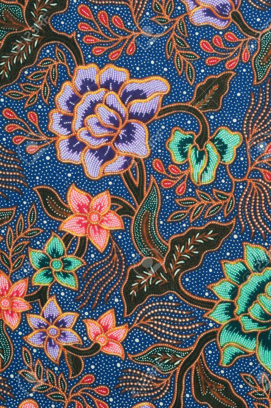 Stock Photo Pattern Designs Batik Pattern Vintage Wallpaper